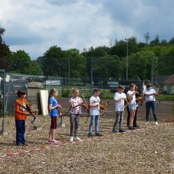 Abschlussklasse 4b Grundschule Körbecke