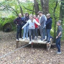 Jugendgruppenleiter Teambuilding